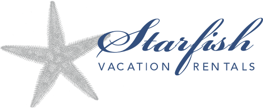 Starfish Vacation Rentals Logo