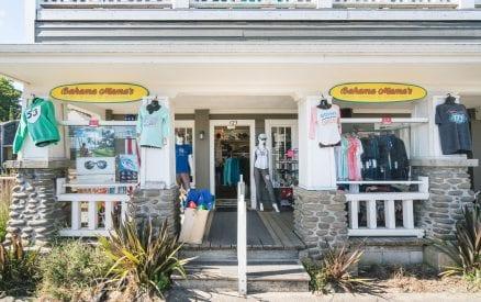 Bahama Mama's Storefront.