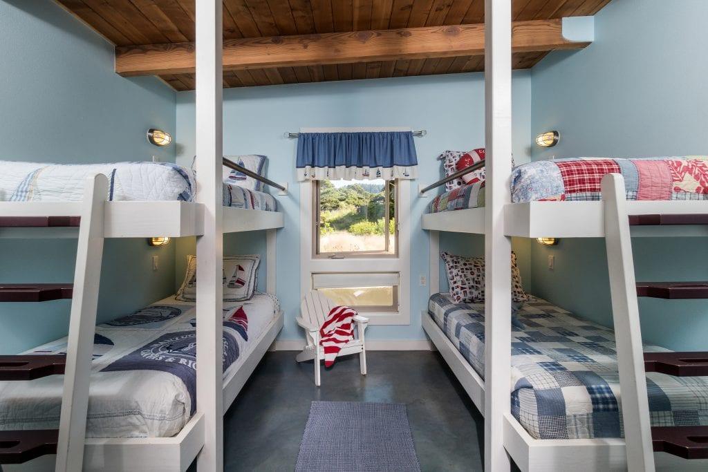 Rancho del Mar bedroom