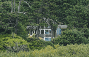 Picture of Oregon Coast workcation rental.